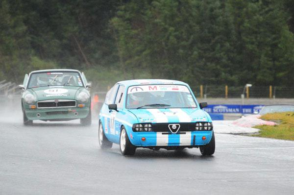 Knockhill Track Night