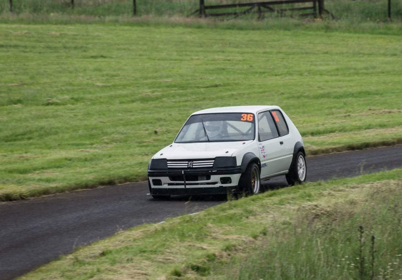 36 David Adam Peugeot 205 _DSC4752