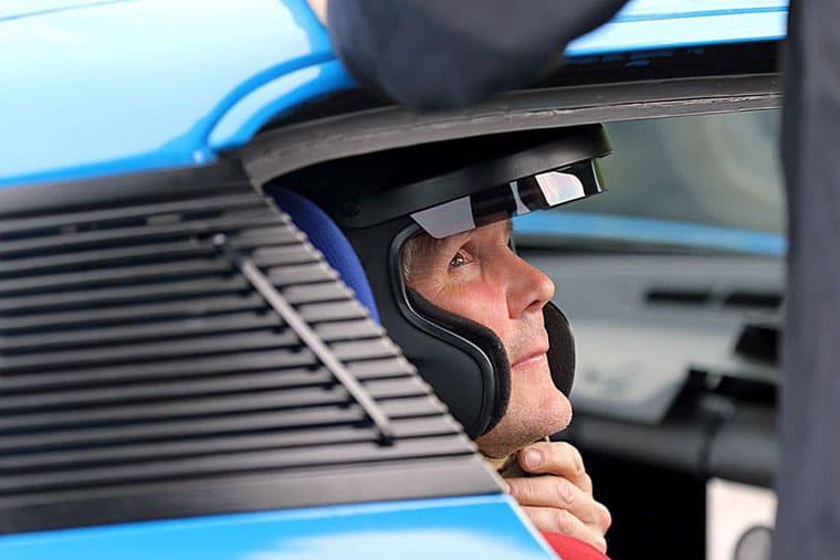 MSCC Tracknight - Driver