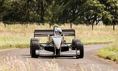 Forrestburn Speed Hill Climb June 2018: open for entries