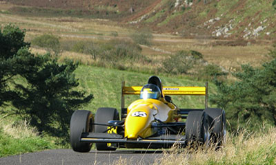 A great Trackday in excellent weather at Forrestburn